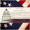 November 16, 1778: Congressional Chaplains Provide Thanksgiving Proclamation