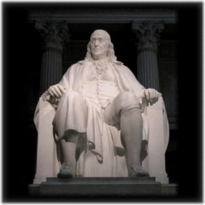 Benjamin Franklin Was Not a Secularist