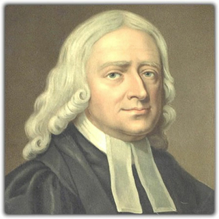John Wesley on the Sabbath