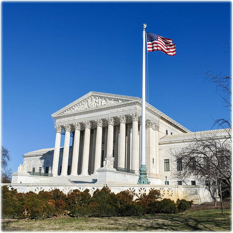 Supreme Court Declares America a Christian Nation